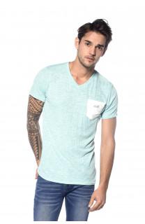 T-shirt T-shirt Fox Man S18106 (34223) - DEELUXE-SHOP