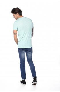 T-shirt T-shirt Fox Man S18106 (34224) - DEELUXE-SHOP