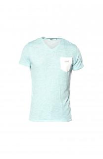 T-shirt T-shirt Fox Man S18106 (34225) - DEELUXE-SHOP