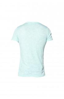 T-shirt T-shirt Fox Man S18106 (34226) - DEELUXE-SHOP