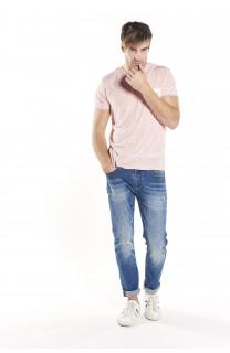 T-shirt T-shirt Fox Man S18106 (34227) - DEELUXE-SHOP