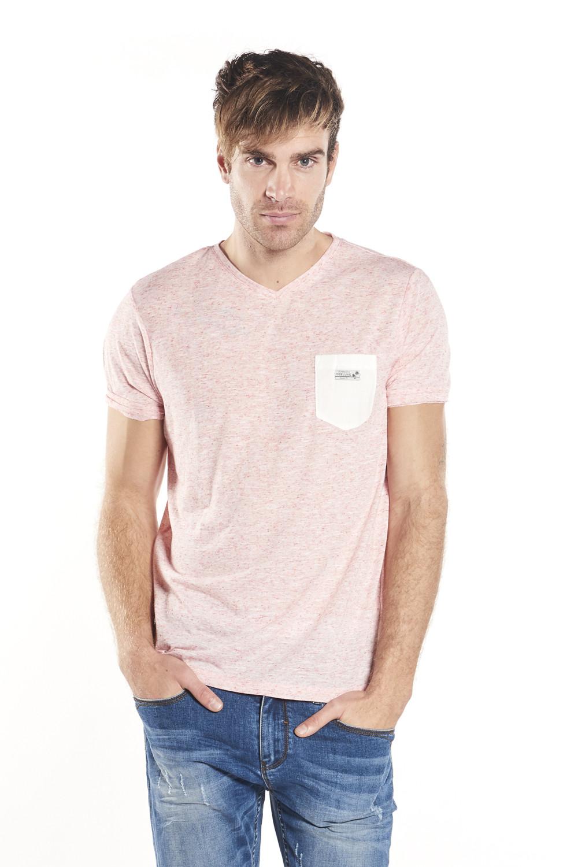 T-shirt T-shirt Fox Man S18106 (34228) - DEELUXE-SHOP