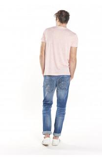 T-shirt T-shirt Fox Man S18106 (34229) - DEELUXE-SHOP