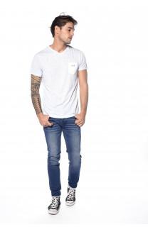 T-shirt T-shirt Fox Man S18106 (34232) - DEELUXE-SHOP