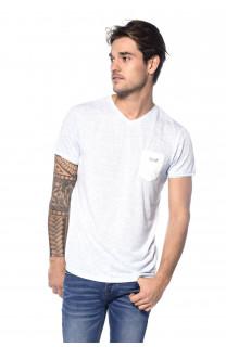 T-shirt T-shirt Fox Man S18106 (34233) - DEELUXE-SHOP