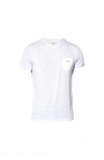 T-shirt T-shirt Fox Man S18106 (34235) - DEELUXE-SHOP