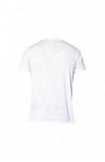 T-shirt T-shirt Fox Man S18106 (34236) - DEELUXE-SHOP