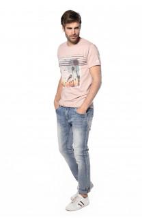 T-shirt Adventure Man S18114 (34264) - DEELUXE-SHOP