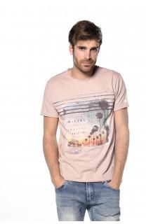 T-Shirt ADVENTURE Homme S18114 (34265) - DEELUXE