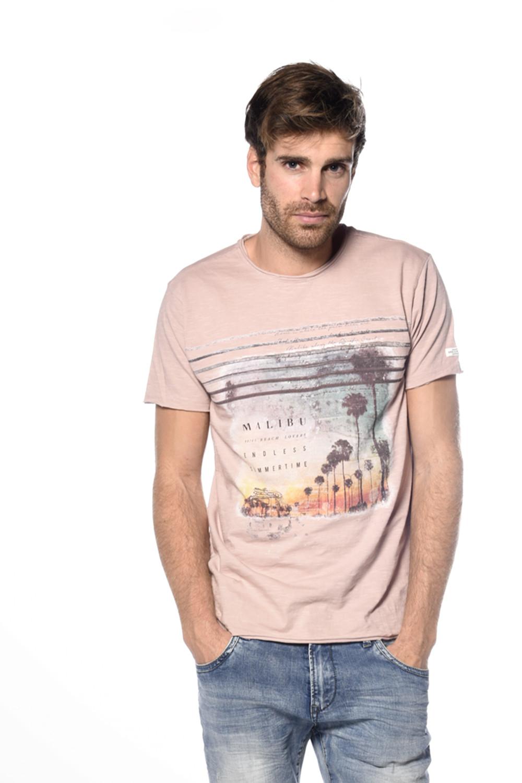 T-shirt Adventure Man S18114 (34265) - DEELUXE-SHOP