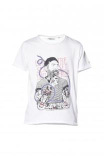 T-shirt Popeye Boy S18123B (34326) - DEELUXE-SHOP