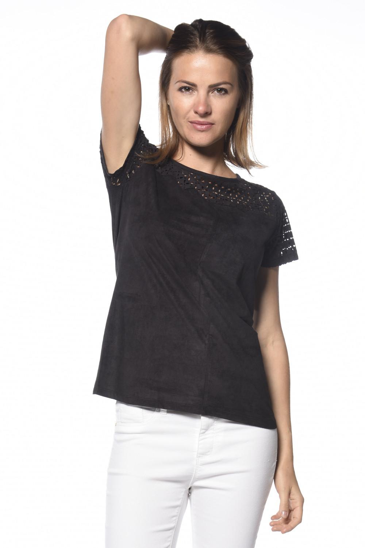 T-Shirt KARIN Femme S18136W (34409) - DEELUXE