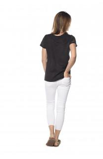 T-Shirt KARIN Femme S18136W (34410) - DEELUXE