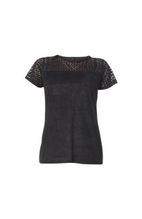 T-shirt Karin Woman S18136W (34411) - DEELUXE-SHOP