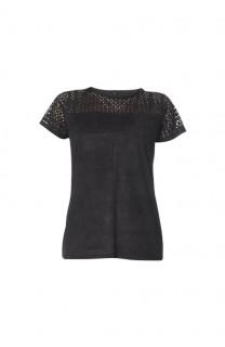 T-Shirt KARIN Femme S18136W (34411) - DEELUXE
