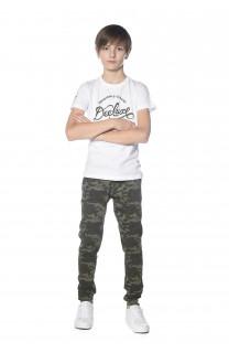T-Shirt CAMY Garçon S18143B (34448) - DEELUXE