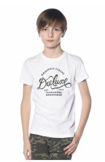 T-Shirt CAMY Garçon S18143B (34449) - DEELUXE