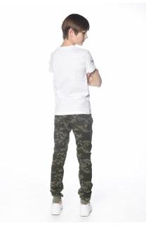 T-Shirt CAMY Garçon S18143B (34450) - DEELUXE