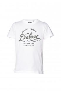 T-Shirt CAMY Garçon S18143B (34451) - DEELUXE