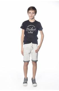 T-Shirt CAMY Garçon S18143B (34453) - DEELUXE