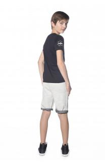 T-Shirt CAMY Garçon S18143B (34455) - DEELUXE