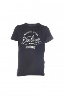 T-Shirt CAMY Garçon S18143B (34456) - DEELUXE