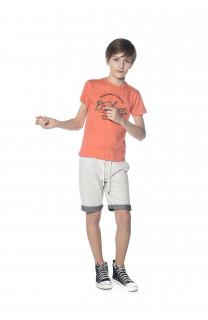 T-Shirt CAMY Garçon S18143B (34458) - DEELUXE