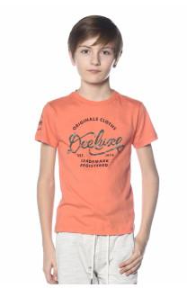 T-Shirt CAMY Garçon S18143B (34459) - DEELUXE