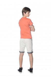 T-shirt T-shirt Camy Boy S18143B (34460) - DEELUXE-SHOP