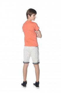T-Shirt CAMY Garçon S18143B (34460) - DEELUXE