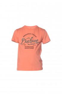 T-Shirt CAMY Garçon S18143B (34461) - DEELUXE