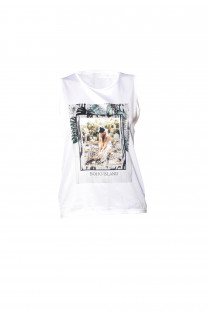 Tank Top Smooth Woman S18160W (34516) - DEELUXE-SHOP