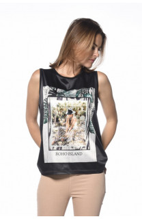 Tank Top Smooth Woman S18160W (34519) - DEELUXE-SHOP