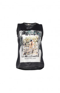 Tank Top Smooth Woman S18160W (34521) - DEELUXE-SHOP