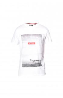 T-Shirt DENVER Garçon S18180B (34593) - DEELUXE