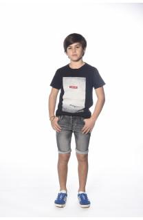 T-Shirt DENVER Garçon S18180B (34595) - DEELUXE