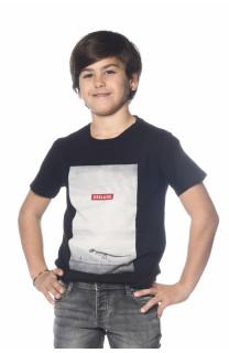 T-Shirt DENVER Garçon S18180B (34596) - DEELUXE