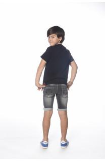 T-Shirt DENVER Garçon S18180B (34597) - DEELUXE