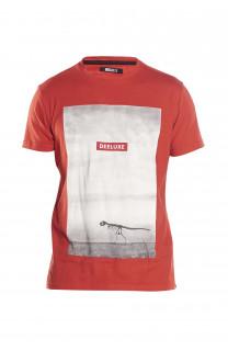 T-Shirt DENVER Garçon S18180B (34600) - DEELUXE