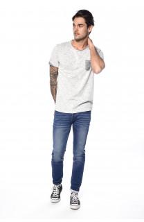 T-shirt Wyatt Man S18194 (34687) - DEELUXE-SHOP