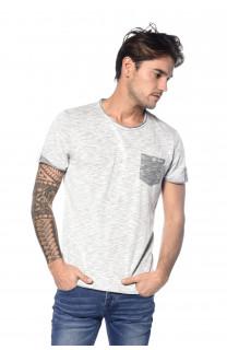 T-shirt Wyatt Man S18194 (34688) - DEELUXE-SHOP
