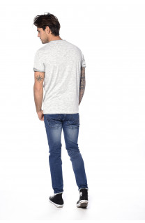 T-shirt Wyatt Man S18194 (34689) - DEELUXE-SHOP