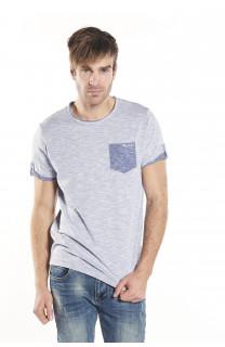 T-shirt Wyatt Man S18194 (34693) - DEELUXE-SHOP