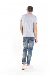 T-shirt Wyatt Man S18194 (34694) - DEELUXE-SHOP