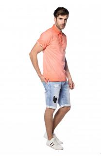 Polo shirt Adamson Man S18226 (34809) - DEELUXE-SHOP
