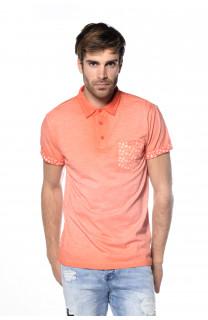 Polo shirt Adamson Man S18226 (34810) - DEELUXE-SHOP