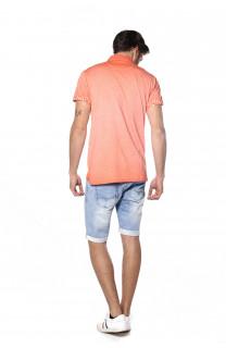 Polo shirt Adamson Man S18226 (34811) - DEELUXE-SHOP