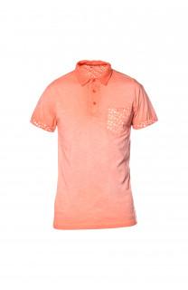 Polo shirt Adamson Man S18226 (34812) - DEELUXE-SHOP