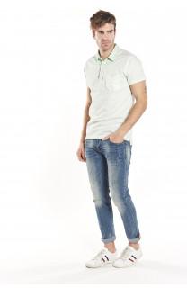 Polo shirt Adamson Man S18226 (34814) - DEELUXE-SHOP