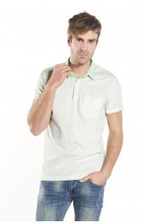 Polo shirt Adamson Man S18226 (34815) - DEELUXE-SHOP
